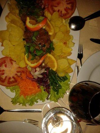 Restaurante Avo Maria: Jantar Romântico! ;)