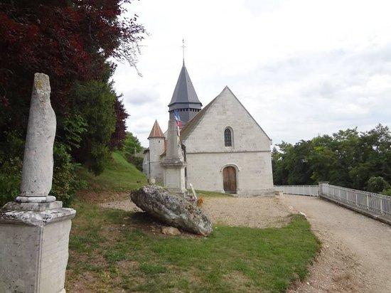 Église Sainte-Radegonde de Giverny : Giverny Church