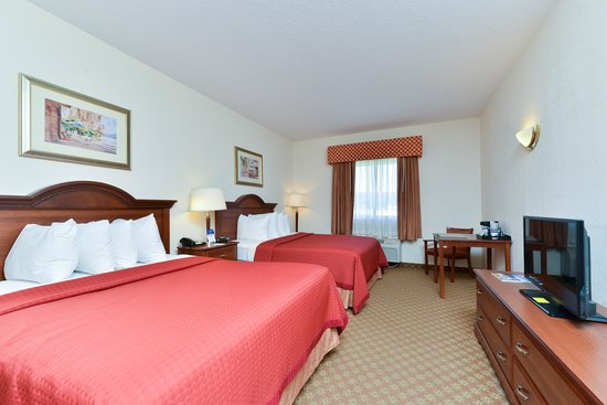 BEST WESTERN Nittany Inn Milroy: Double Queen Room