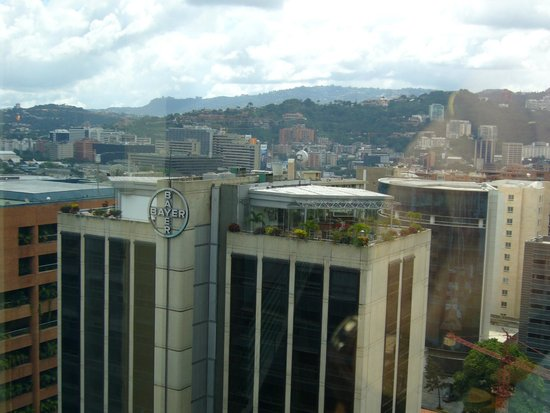 LIDOTEL Centro Lido Caracas: Vista del Hotel