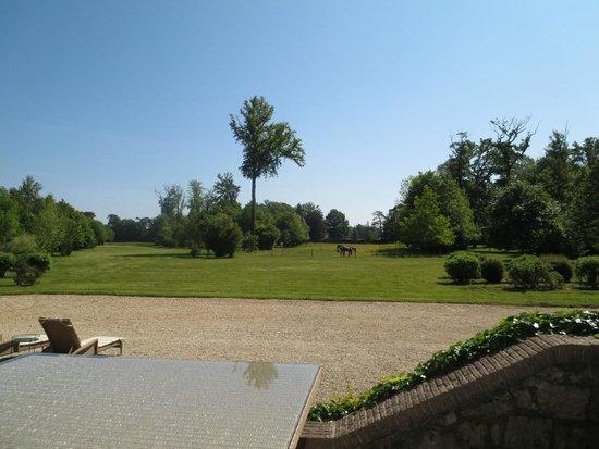 Manoir de Beaumarchais: Nature