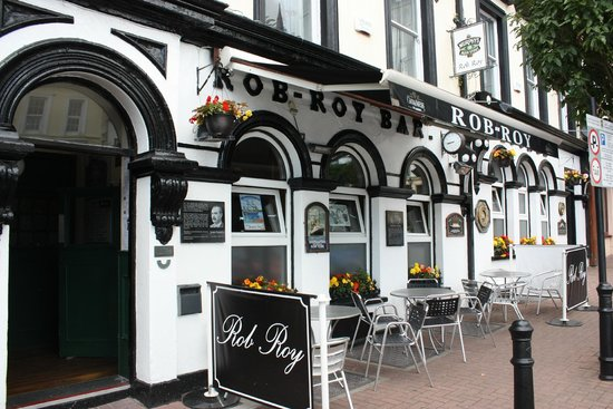 Rob Roy Bar, Cobh, Co Cork