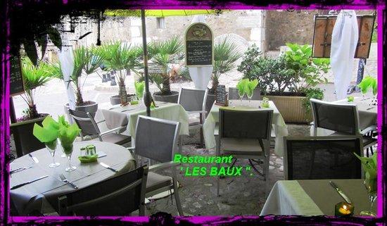 restaurant les baux haut de cagnes Picture of Restaurant Les