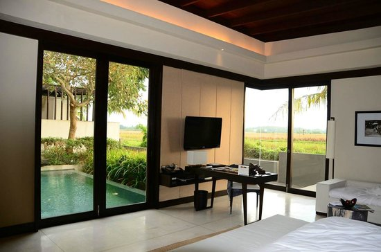 Soori Bali: Mountain view room