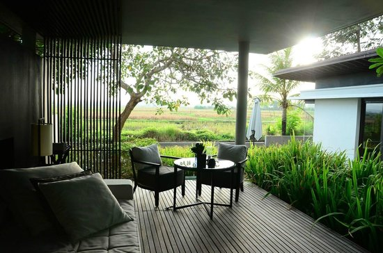 Soori Bali: Mountain view villa