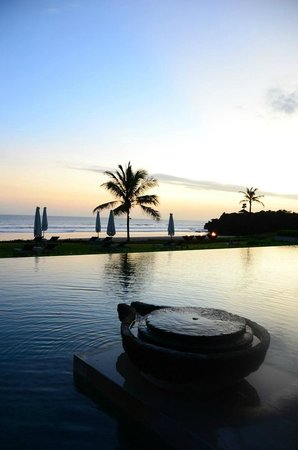 Soori Bali: The pool