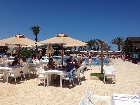Seabel Rym Beach : Villaggio