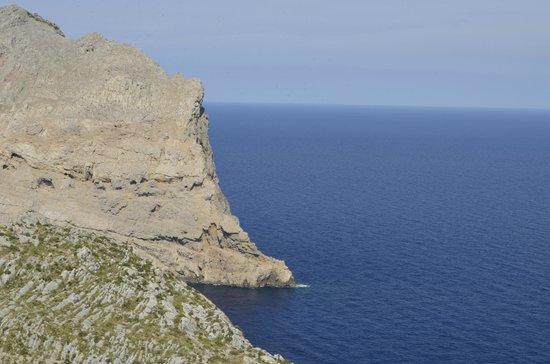 Cap de Formentor: cap formentor