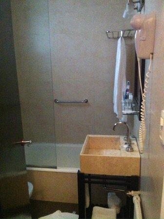 Rochester Hotel Classic: banheiro