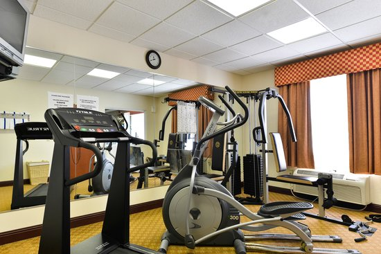 BEST WESTERN Nittany Inn Milroy: Gym Area