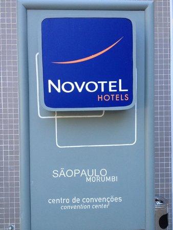 Novotel Sao Paulo Morumbi: Zona de Recepcion
