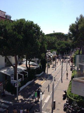 Hotel San Giorgio: panorama camera