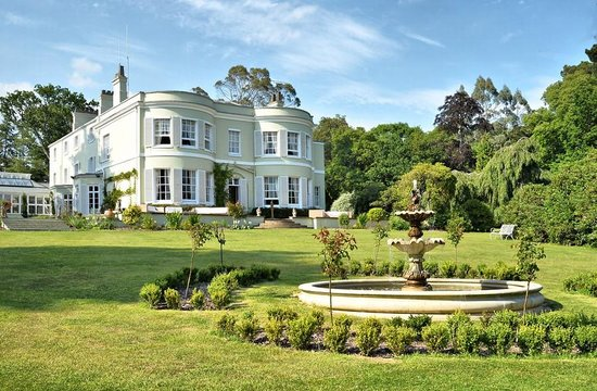 Deer Park Country House Hotel: Deer Park.
