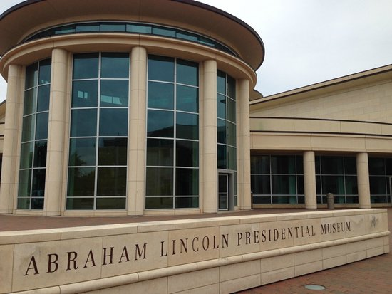 """Abraham Lincoln Presidential Library and Museum: A """"must see"""" when in IL"""