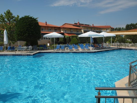 Grand Platon Hotel: Pool
