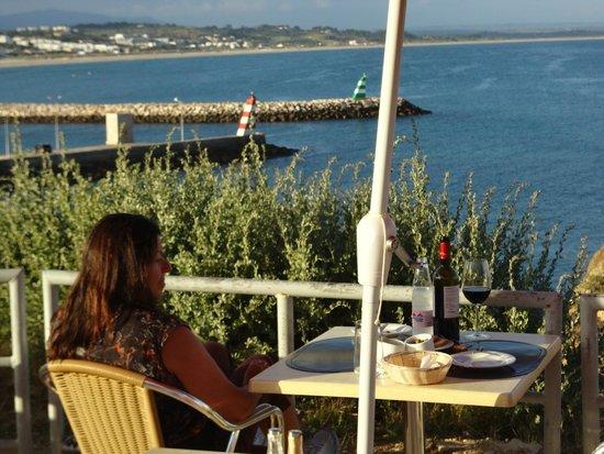 Mar Restaurante & Bar: Autre angle de vue