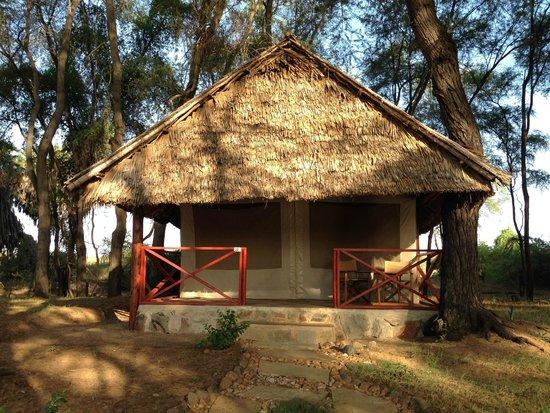 Loyk Tsavo Camp: room