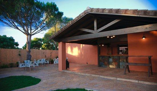 hostal alhambra: