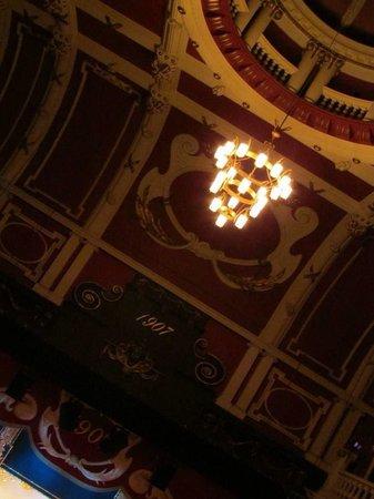 Sunderland Empire: Beautiful interior design