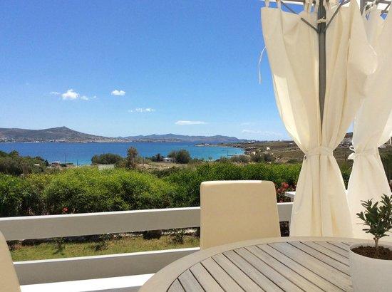 Paros Agnanti Resort: View