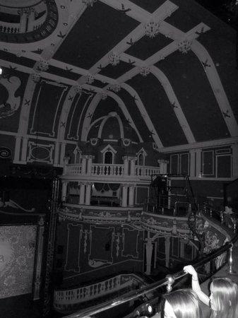Sunderland Empire: Interior
