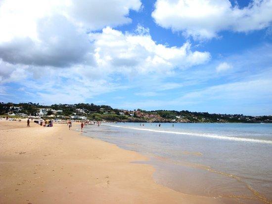 Solanas Vacation Club: playa del hotel