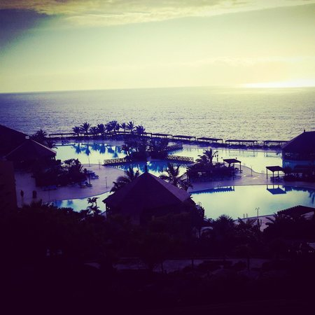 La Palma Princess & Teneguia Princess: view from the terrace
