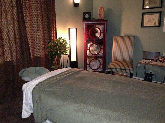 Living Arts Wellness: Massage in a serene environment...