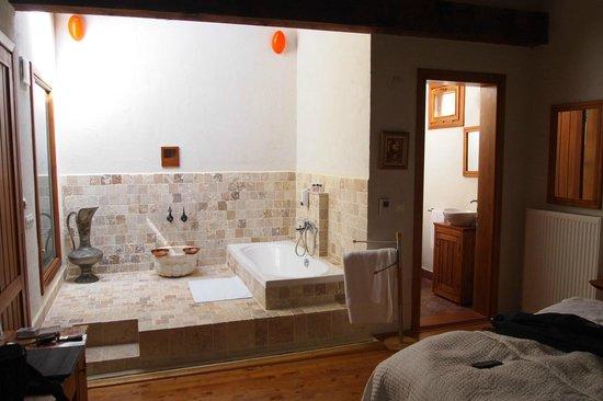 Ephesus Lodge : My room with turkish bath