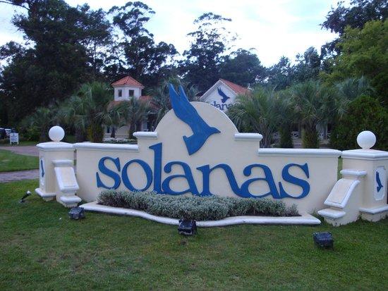 Solanas Vacation Club: entrada