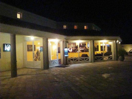Solanas Vacation Club: zona comun