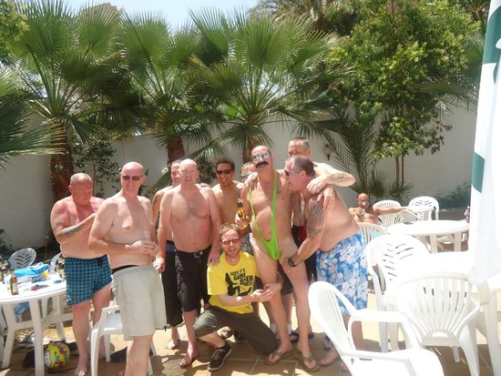 Hotel Perla: The Boys from Birmingham