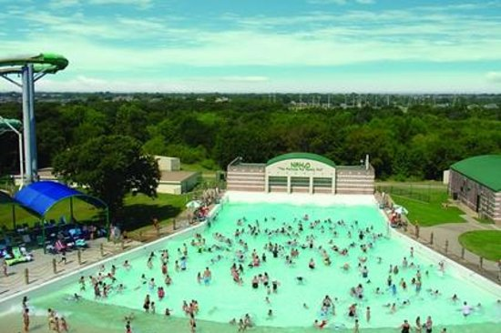 North Richland Hills, TX: NRH2O Family Water Park