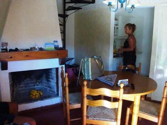 Solanas Vacation Club: comedor