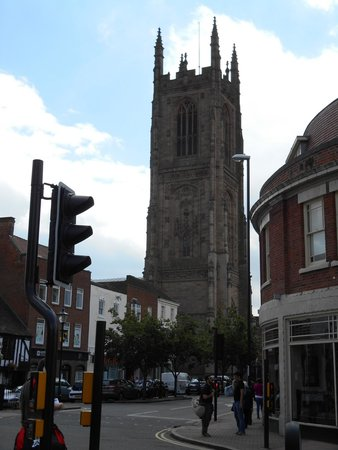 Derby Cathedral: cattedrale6
