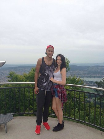 Uetliberg Mountain: My Love and I