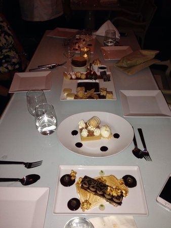 The Forge: Amazing Dessert Display