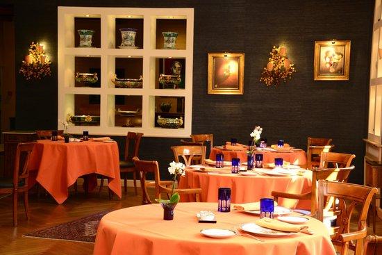 Auberge Saint Walfrid : Le restaurant