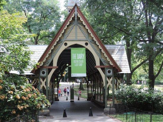 Central Park Tours - Movie & TV Sites Tours