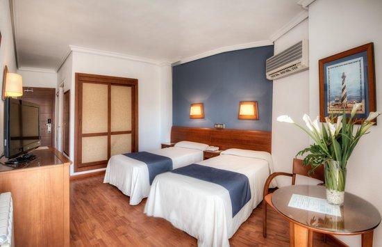 Hotel Puertobahía & Spa: Habitación Doble Estándar