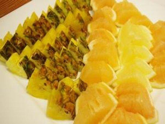 Hotel Hokke Club Sapporo: 朝食 フルーツ