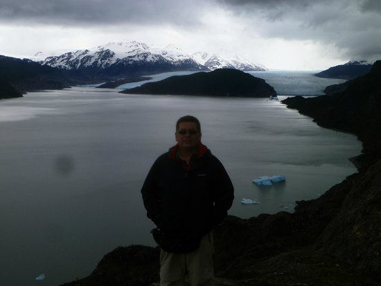 Torres del Paine National Park: Glacial Grey