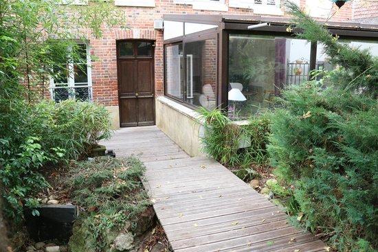 Le Corrigot: La veranda