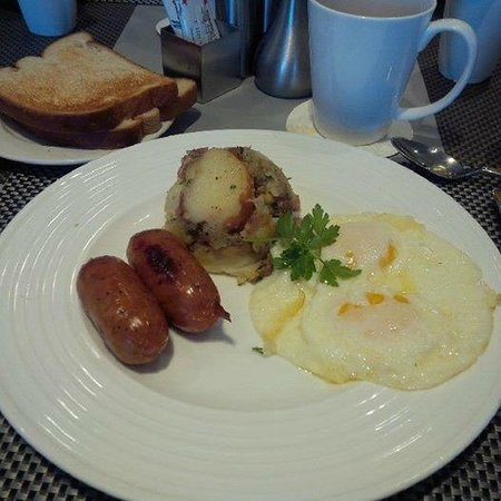 Vdara Hotel & Spa: Delicious Breakfast