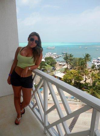 Sol Caribe Sea Flower Hotel : piso 7