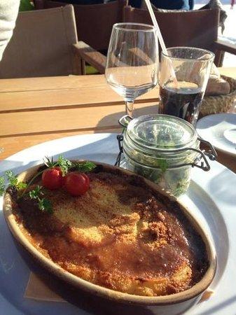 Le Bistro: plat du jour