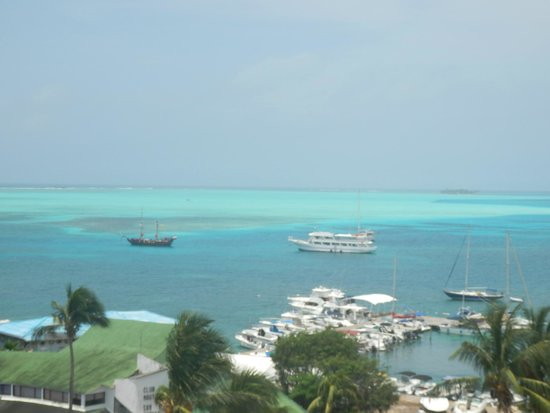 Sol Caribe Sea Flower Hotel: san andres