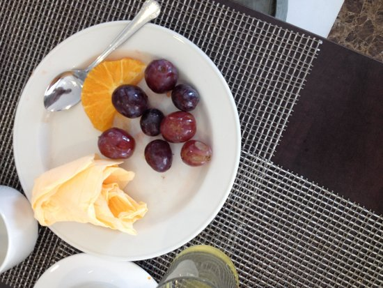 Melia Costa del Sol: delicacy in four star hotel