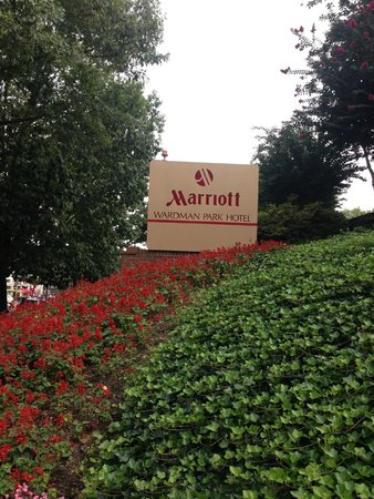 Washington Marriott Wardman Park: Hotel