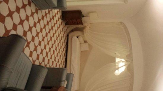 Hotel Marincanto: living room